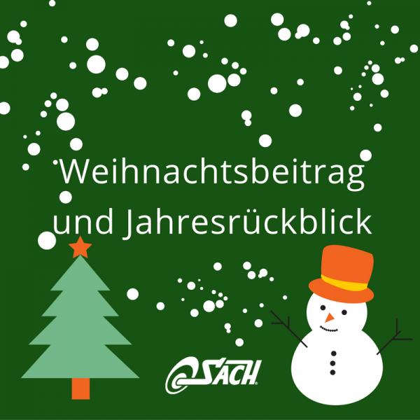 SACH-Weihnachtsaktion