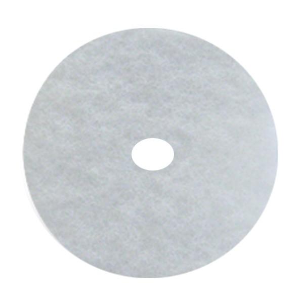 Schaumstoff-Filterscheibe mit Loch für ECO